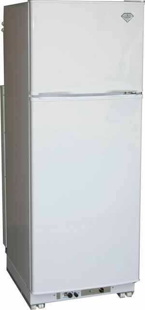 Crystal Cold 11 Cu  Ft  Propane Refrigerator / Freezer